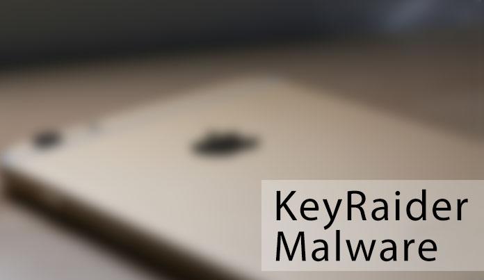 keyraider Malware