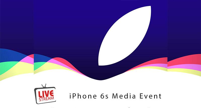 livestrea iphone 6 event