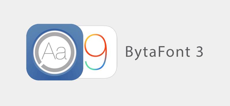 bytafont 3