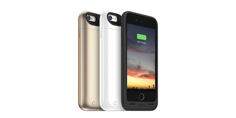 mophie iphone 6s battery case