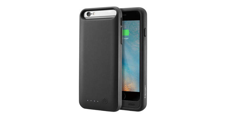 spigen iphone 6s battery case