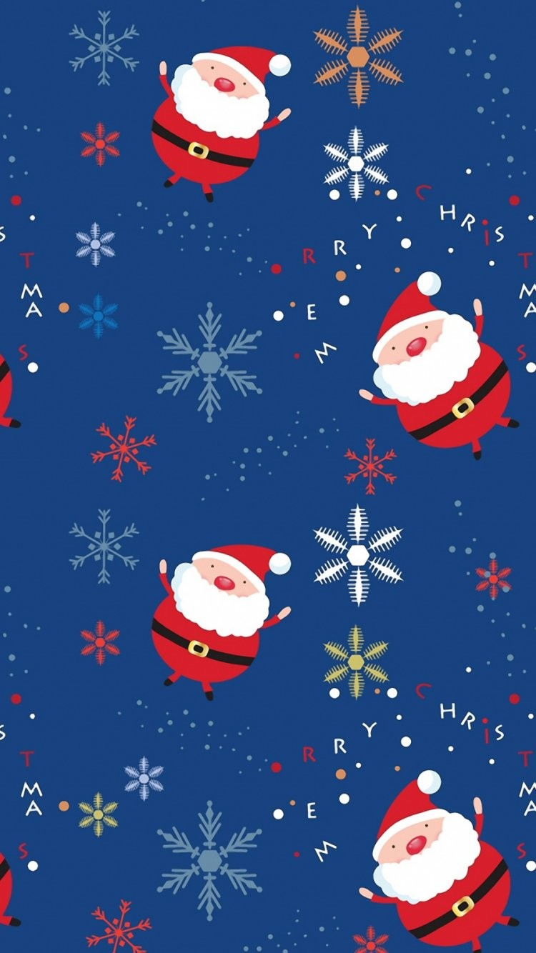 20 Christmas Wallpapers for iPhone 6s and iPhone 6 - iPhoneHeat