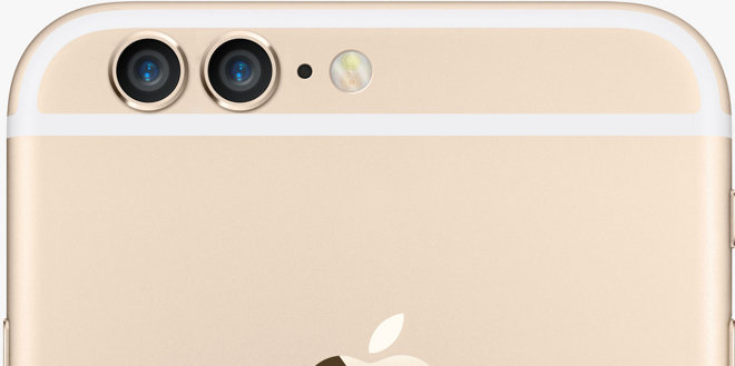 iPhone Dual Camera lens