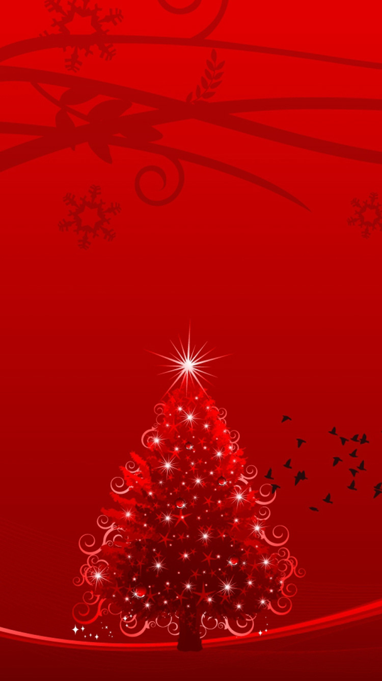 Christmas Magic wallpapers for iPhone 7