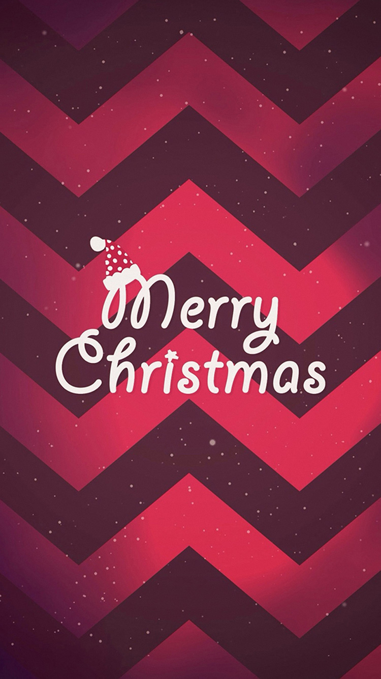 Free Merry Christmas Wallpaper for iPhone 7