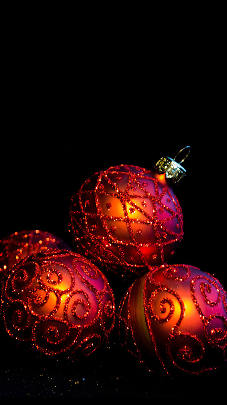 Christmas decoration wallpaper iPhone 7