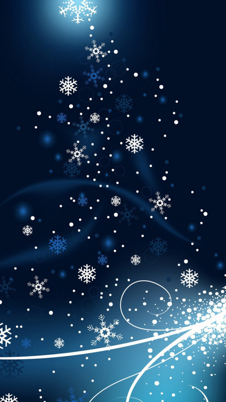 Download Christmas wallpaper for iPhone 7