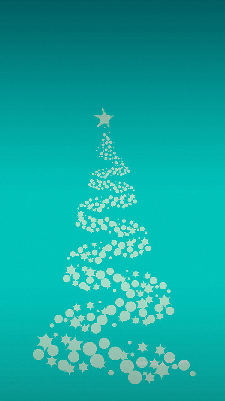 Vintage iPHone 7 Christmas wallpaper