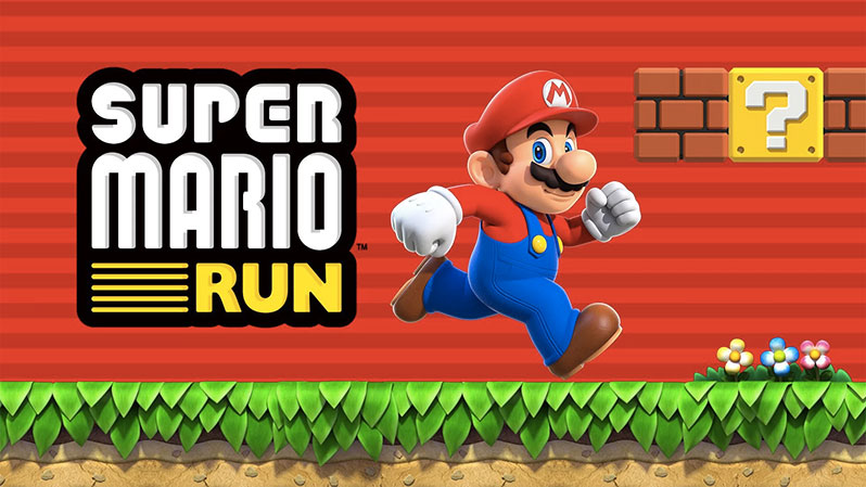 Super Mario Run friendly mode