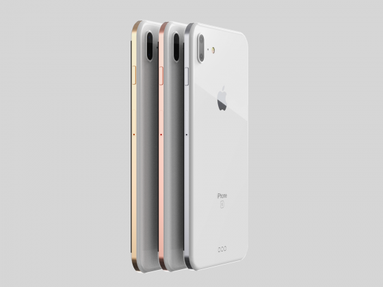 iphone 8 x concept colors