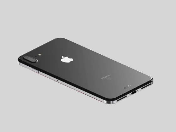 iphone 8 x conceptback
