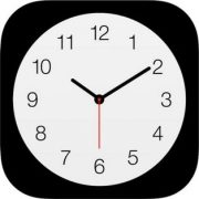 ios clock icon