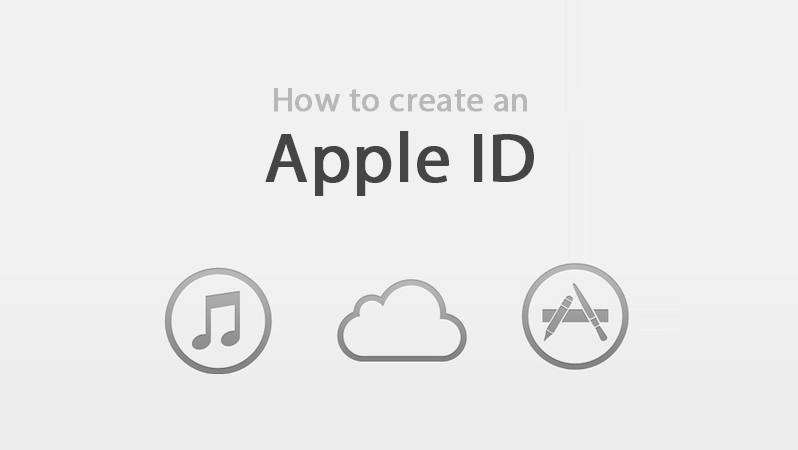 create apple id iphone