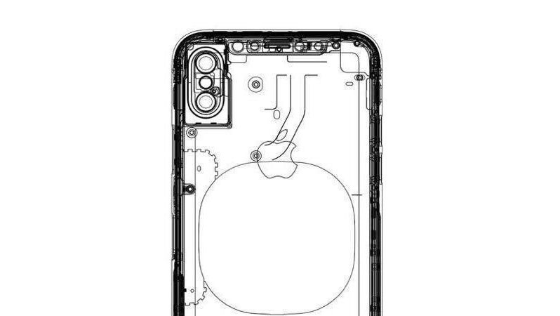 iphone8 schematic leak