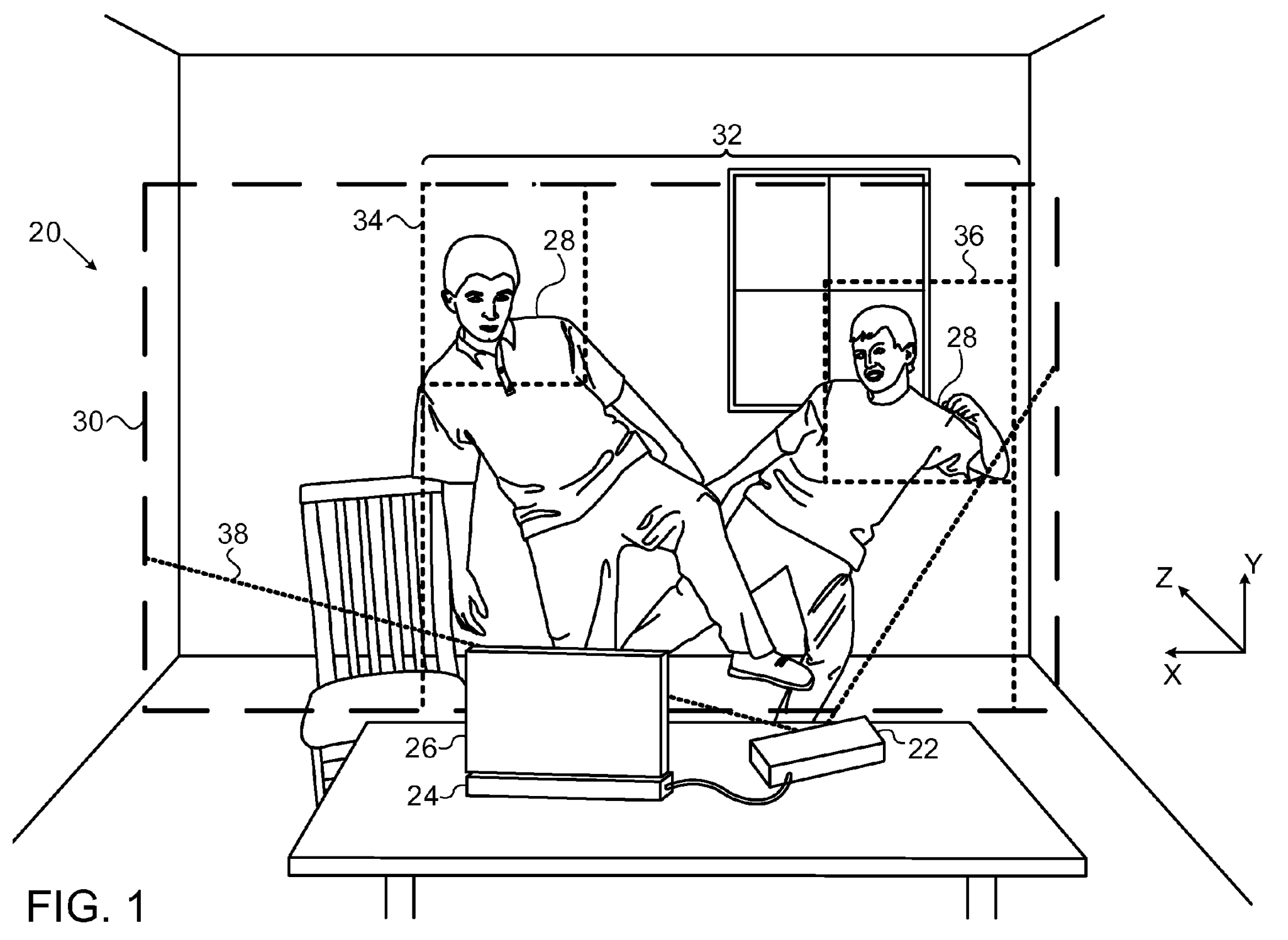 Apple patent 3D mapping