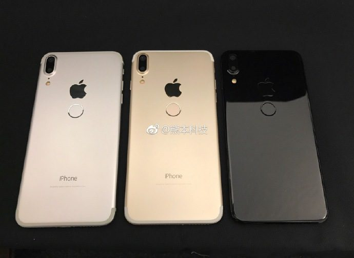 Iphone 5s Culori.Iphone 8 Color Options And Rear Touch Id Shown In New