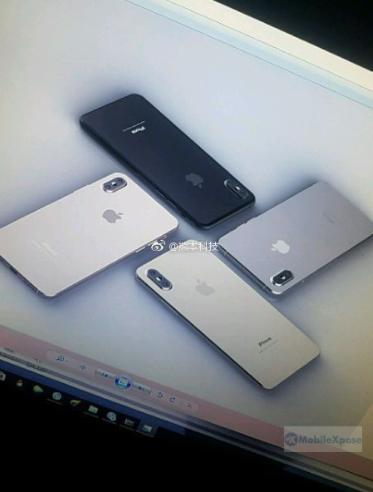 iphone8 renders weibo