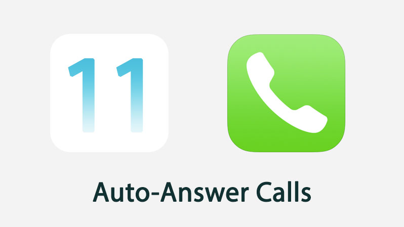 auto answer iphone calls