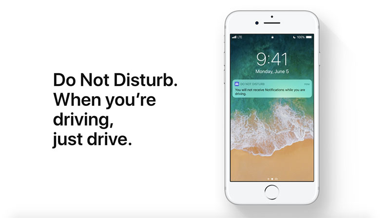 do not disturb ios 11