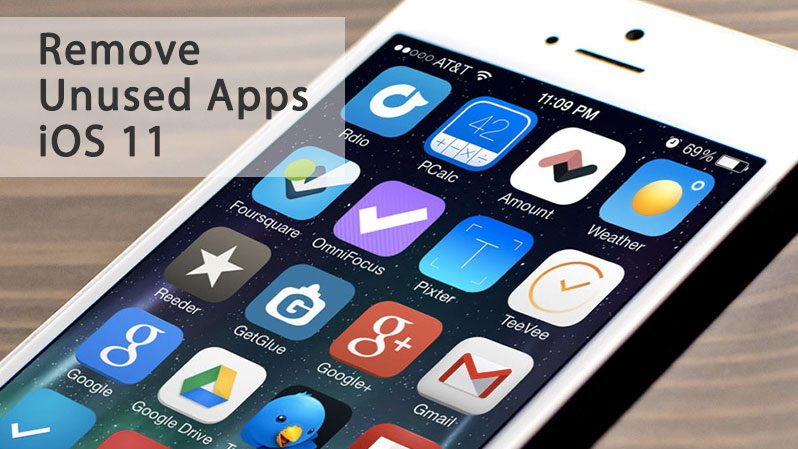 remove unused apps