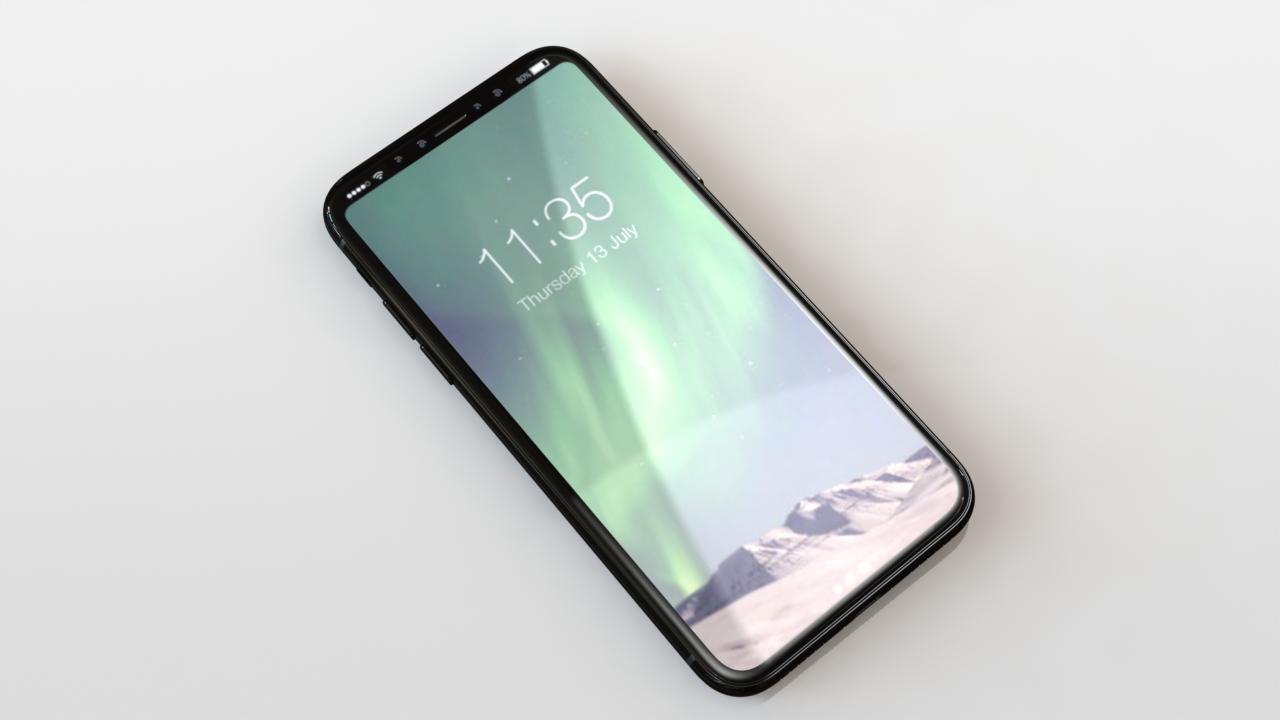 iphone 8 render 1
