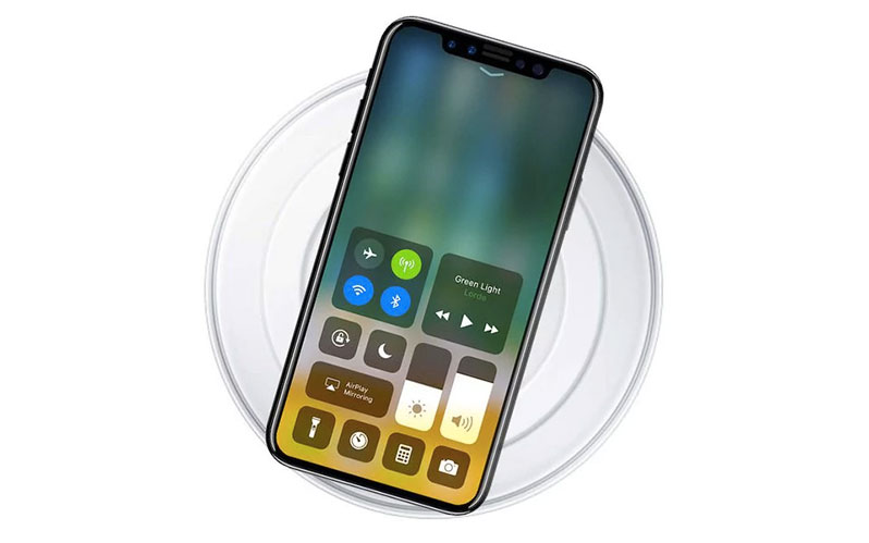 iphone 8 wireless charging pad