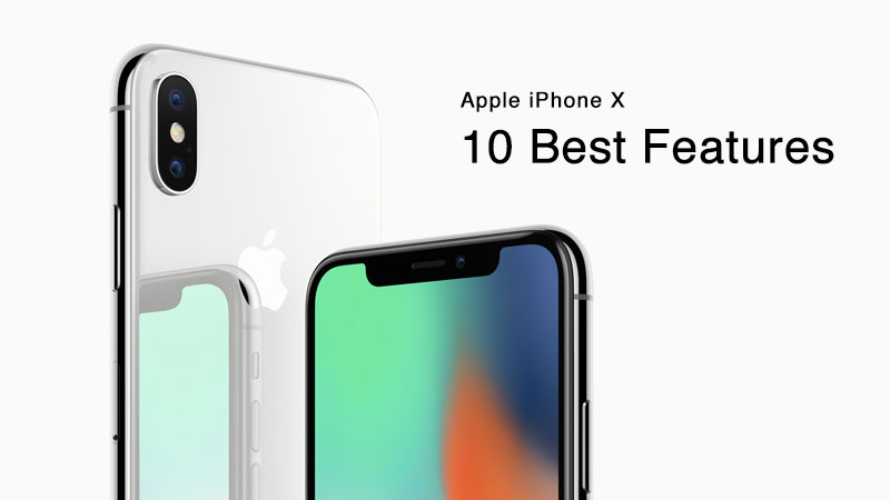 best features of iphone x