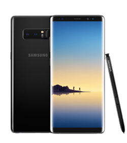 galaxy note8 comparison