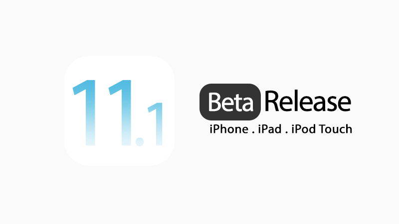 ios 11.1 beta 2 for developers