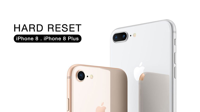 iphone 8 hard reset guide