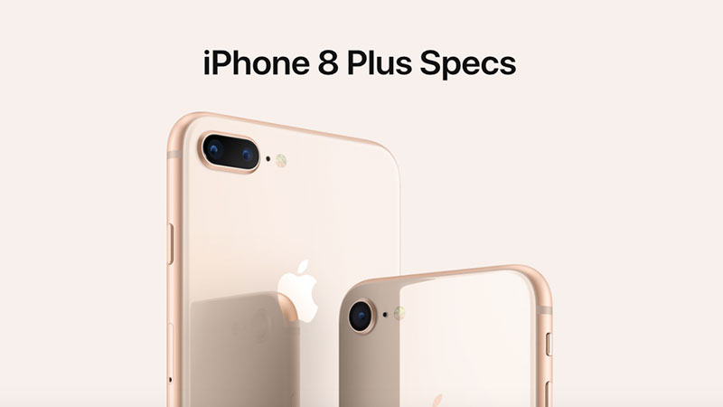 iphone 8 plus specs