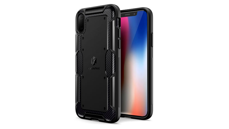 Anker KARAPAX Shield best iphone x case