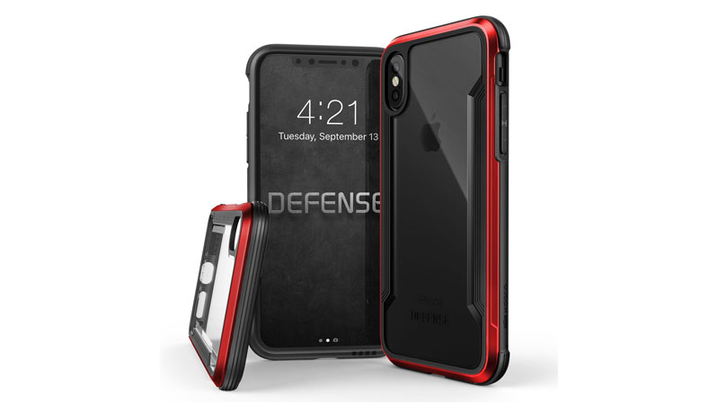 X-Doria Defense Shield best case for iPhone x