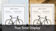 What is true tone display