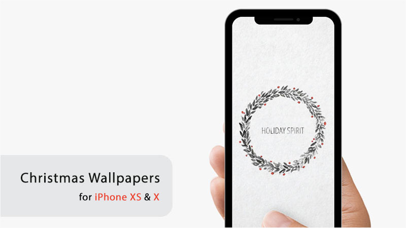 christmas wallpapers for iphone xs iphone x