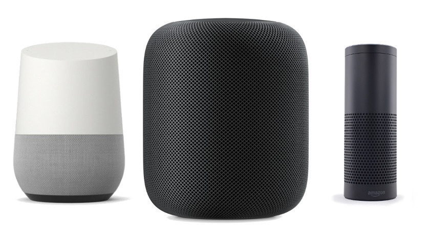 Apple HomePod vs Home