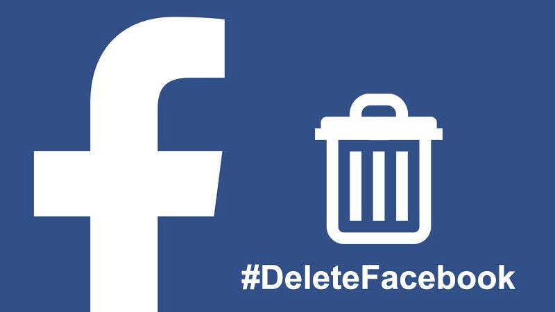 delete facebook data without deleting account
