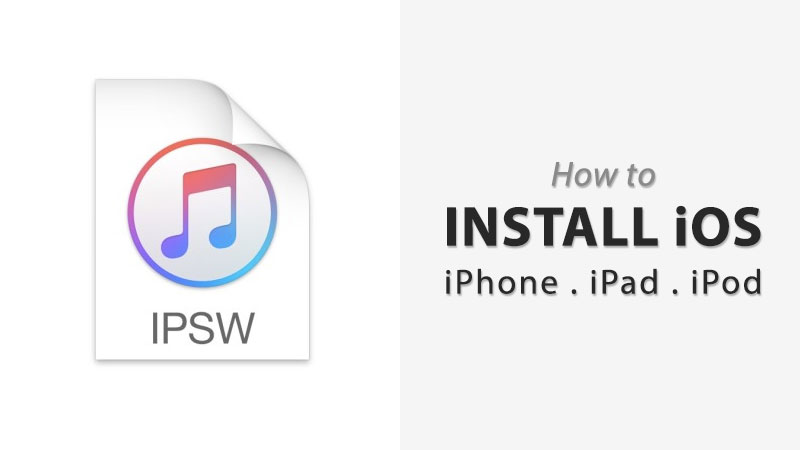 how to install ios 12 on iPhone and iPad