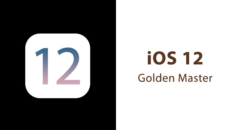 iOS 12 GM Download Released for iPhone and iPad • JailBreak