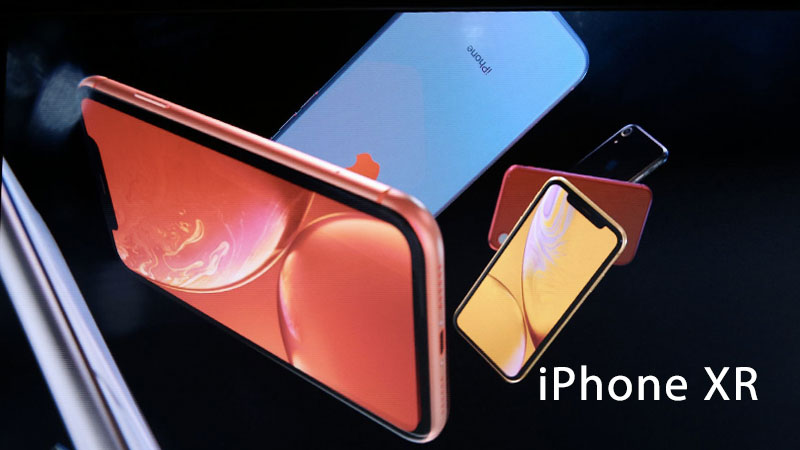iphone xr announced