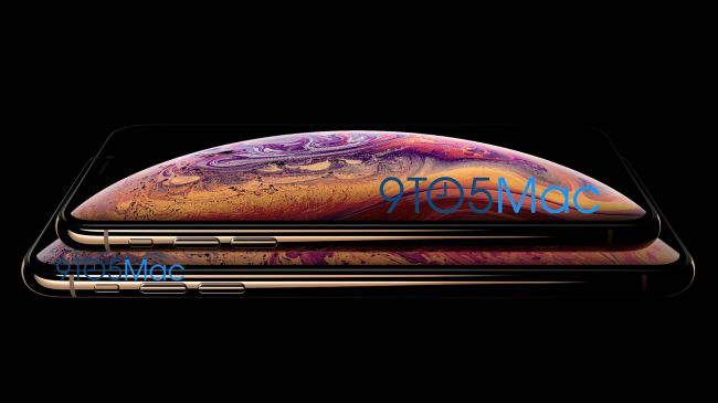 iphone xs press image