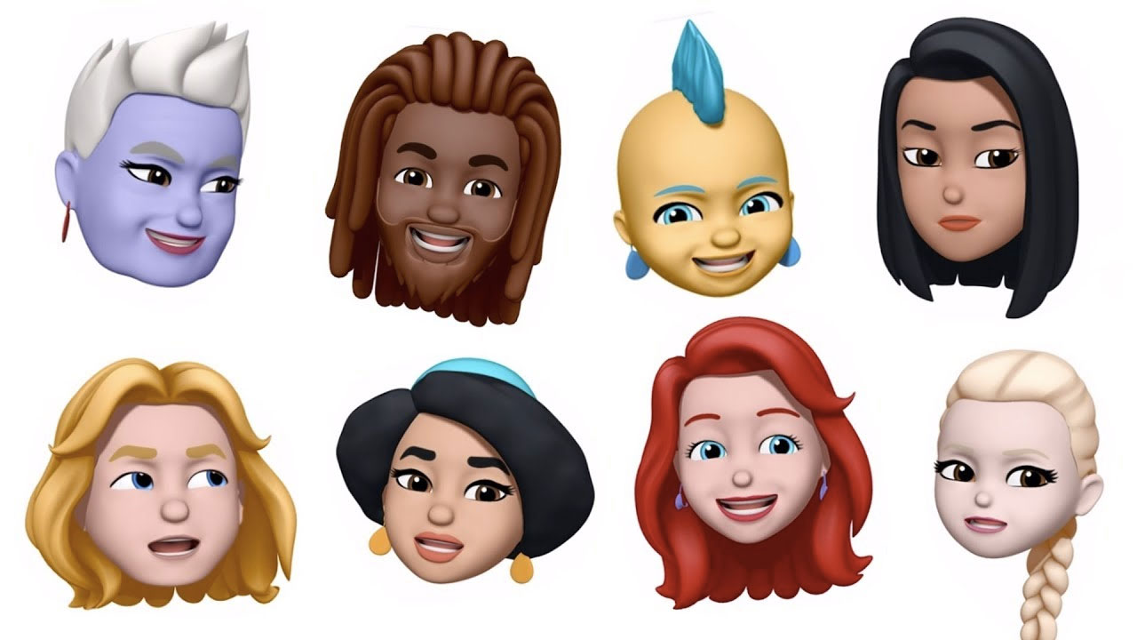 memoji ios 12 feature