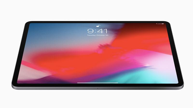 2018 ipad pro design