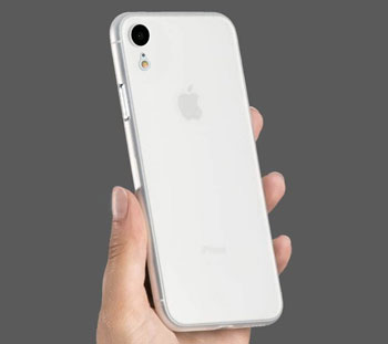 Peel Super Thin Case for iPhone XR