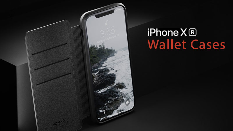 best iphone xr wallet cases