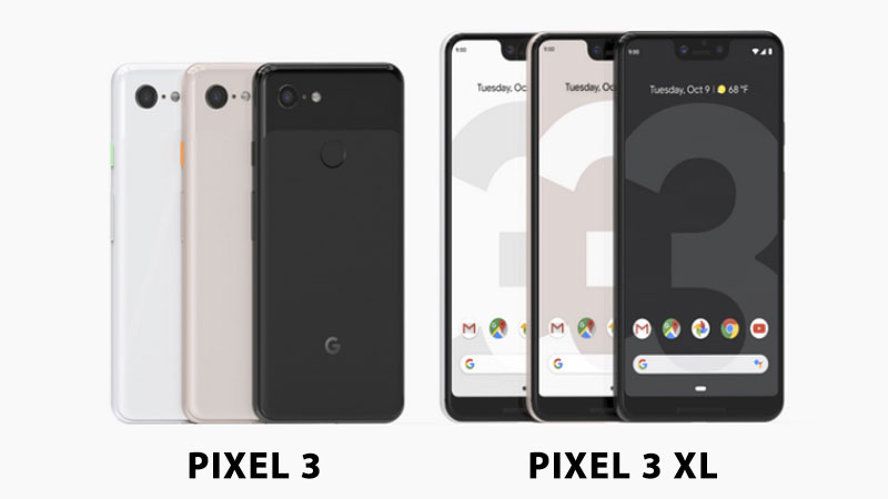 google pixel 3 xl features price specs