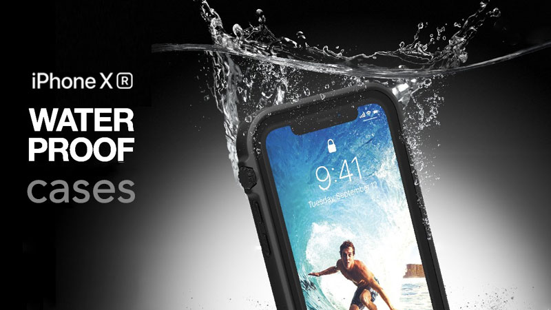 best iphone xr waterproof cases