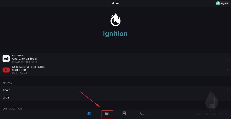 jailbreak ios 12.4 ignition.fun apps