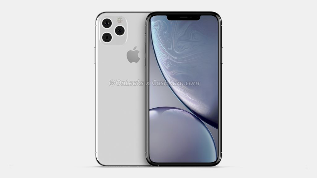 iPhone 11 triple camera