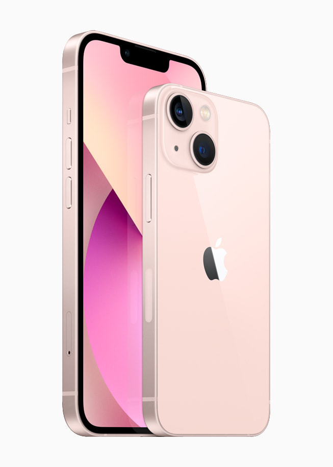 Apple iPhone 13 and iPhone 13 Mini